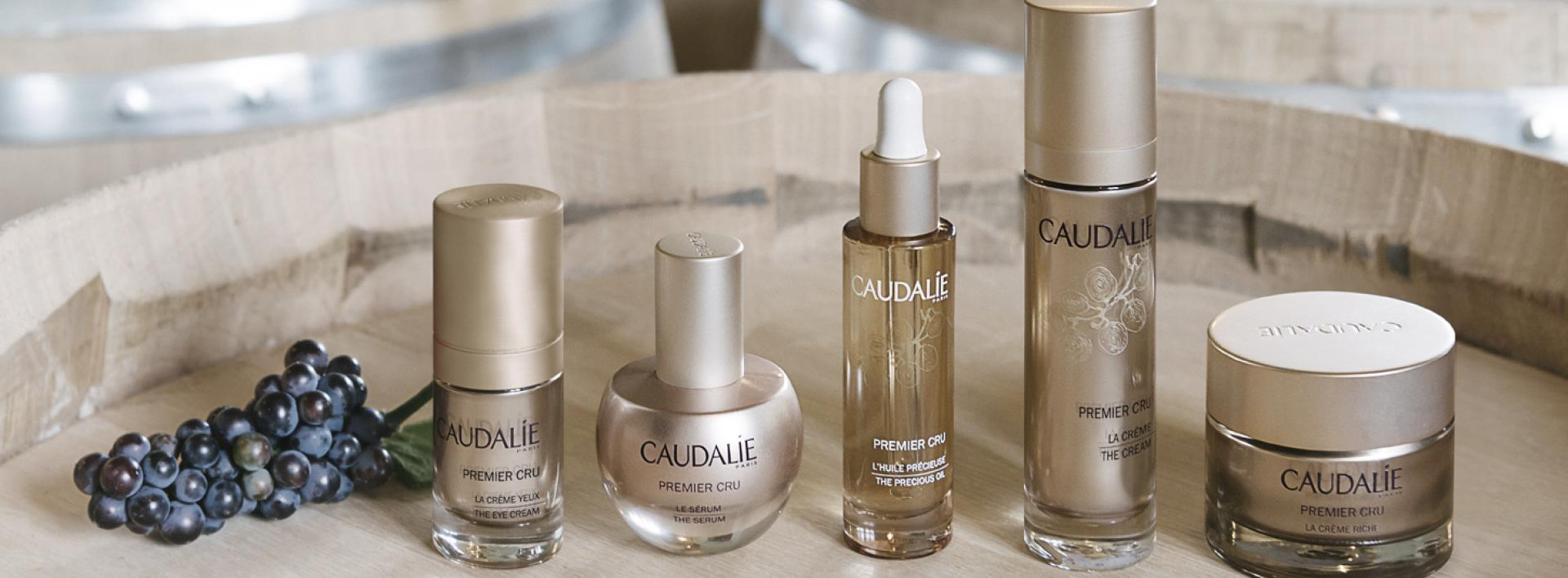 Caudalie Premier Cru - do linii dołącza nowe serum z technologią Vinergy |  Wirtualne Kosmetyki