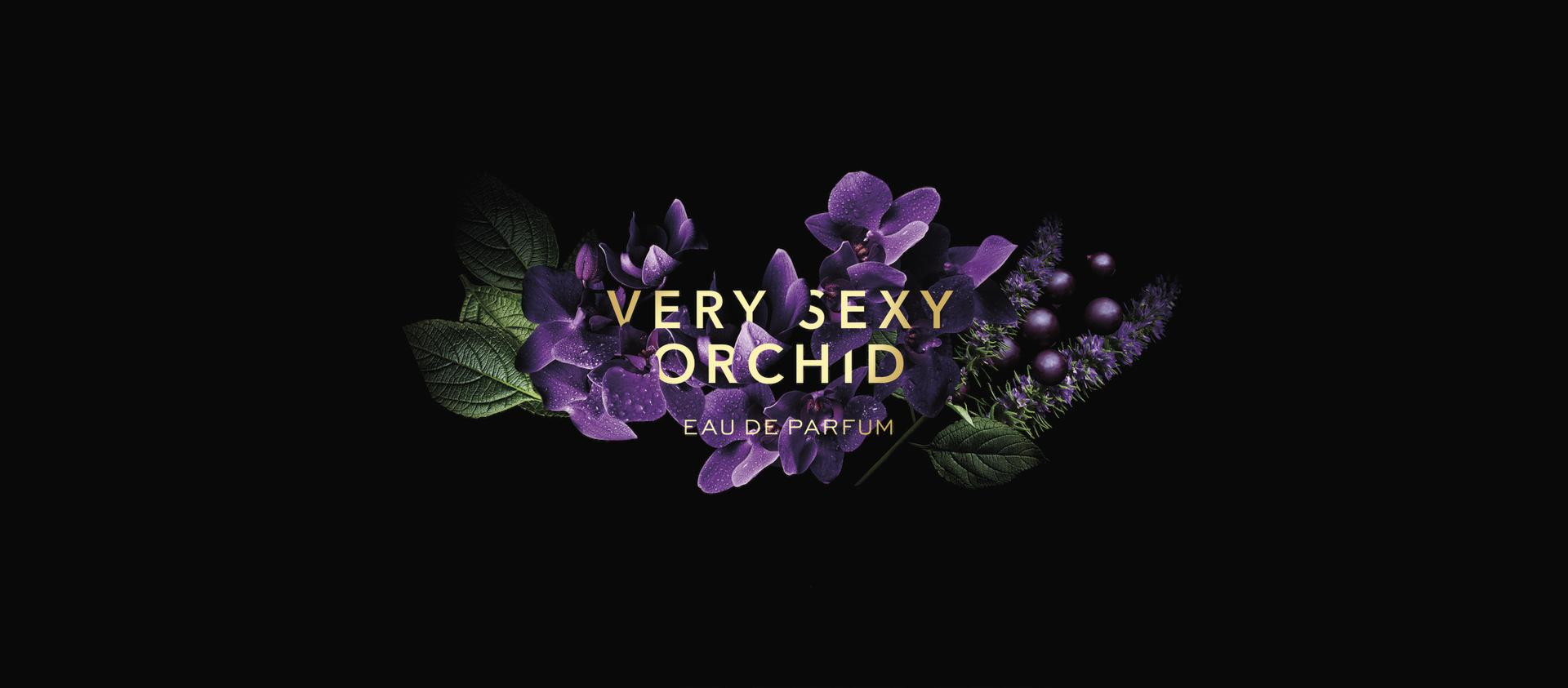 Very Sexy Orchid - nowy zapach Victorias Secret