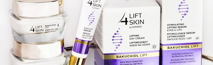 Bakuchiol Lift - nowość w marce Lift4Skin