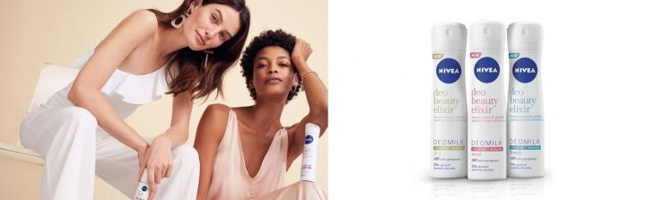 NIVEA Deomilk Beauty Elixir - superdelikatne i superskuteczne